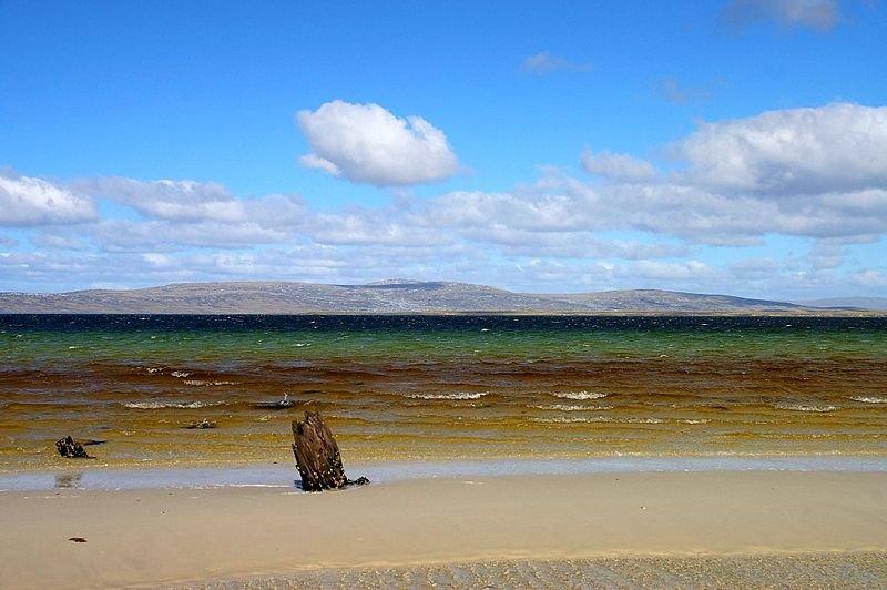 Berkeley Sound, Falklands