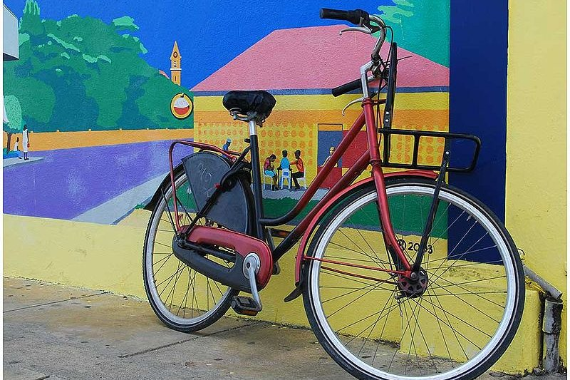 Bicycle, Bonaire