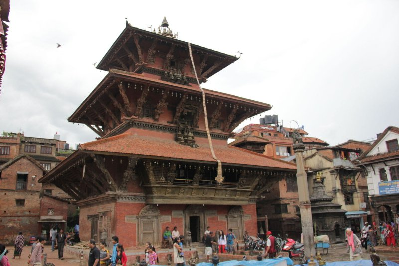 Brimsen Temple in Patan