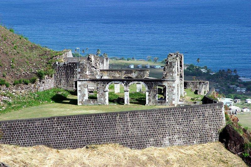 Brimstone Hill Fortress, Saint Kitts