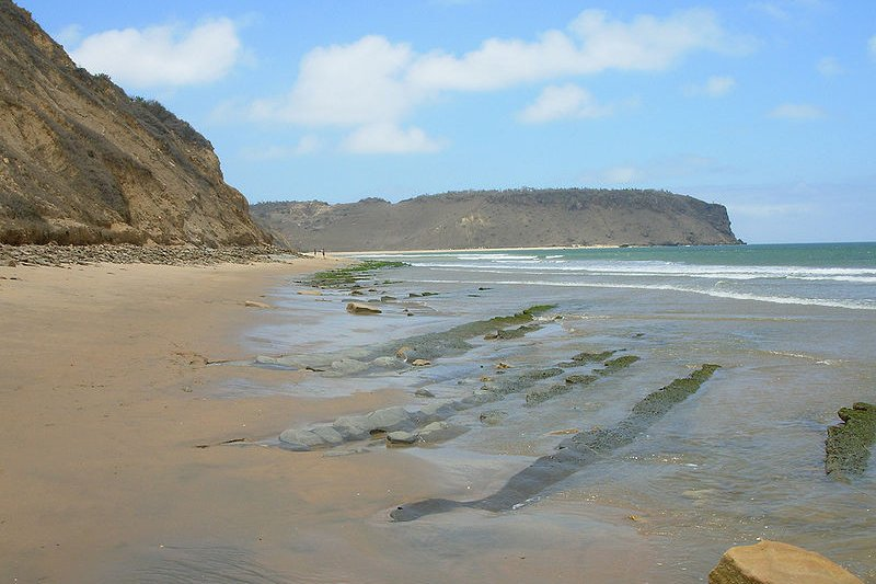 Cabo Ledo Beach, Angola