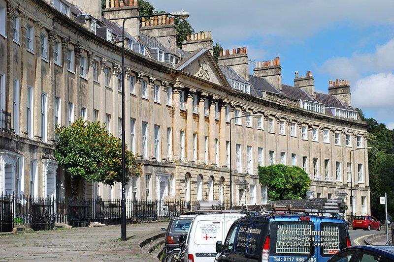 Camden Crescent, Bath