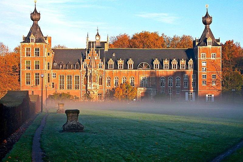 Castle Arenberg, Belgium