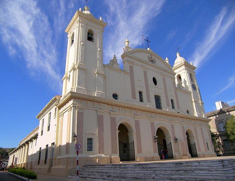 Catedral de Asunción, Paraguay