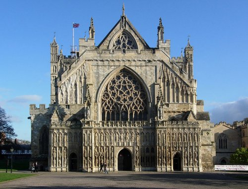 Cathedral of Exeter