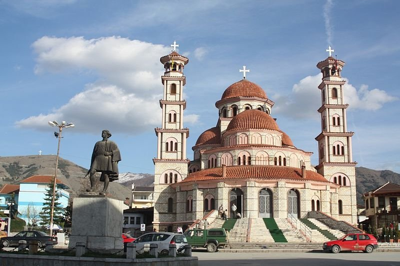 Cathedral of Korçë, Albania