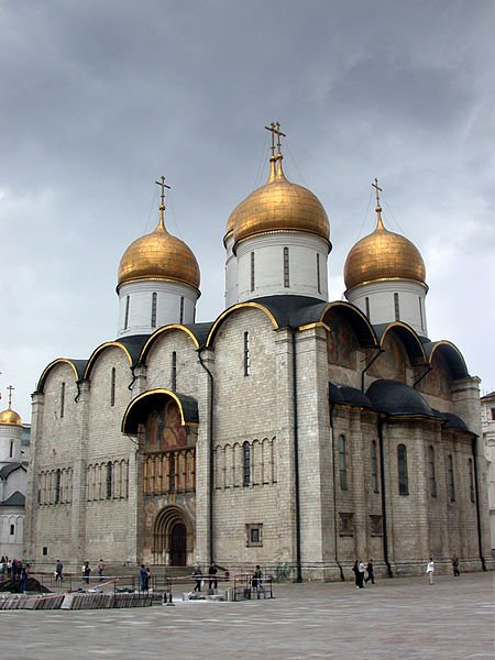 Cathedral of the Assumption, Moscow