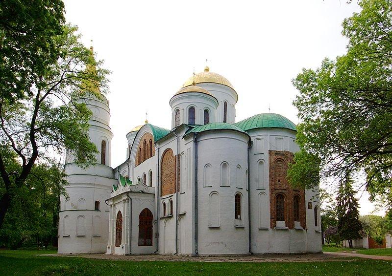 Cathedral of the Transfiguration, Chernihiv