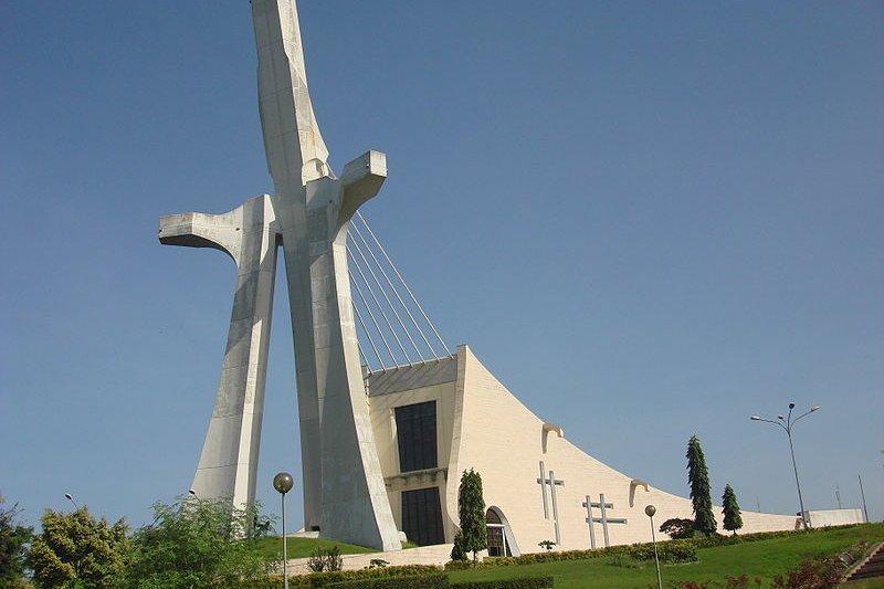 Cathédrale Saint-Paul d'Abidjan Plateau, Côte d'Ivoire