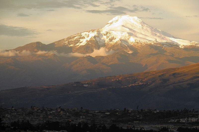 Cayambe Volcano, Ecuador