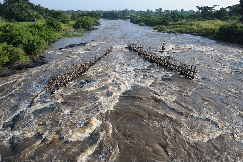 Uele River, Central African Republic