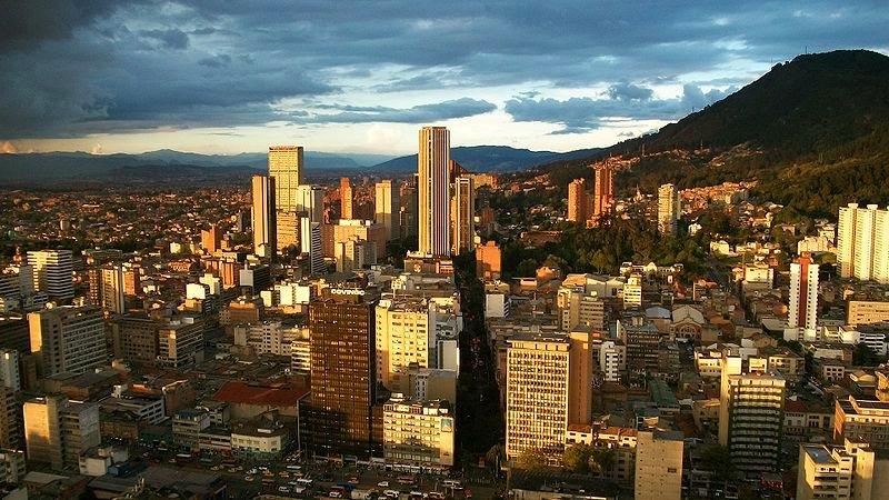 Centro Internacional, Bogota