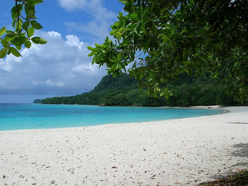 Champagne Beach, North Santo, Vanuatu