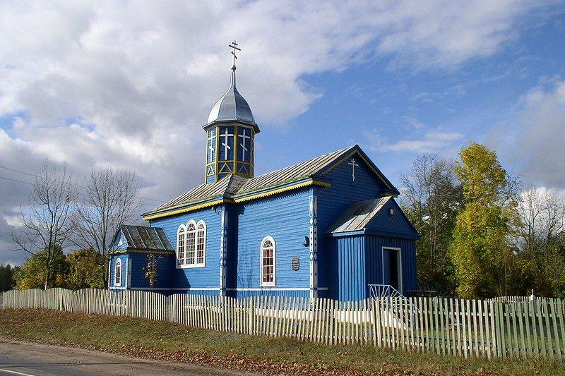 Church of St George, Vyalikiya Kruhovichy