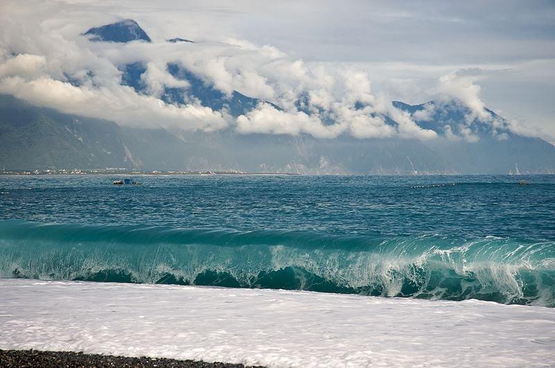 Ci Sing Tan Bay, Hualien