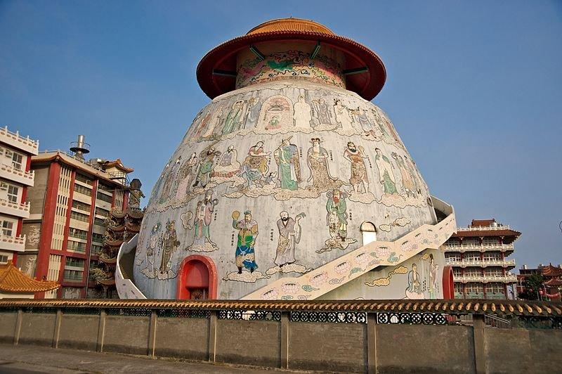 City Temple, Tainan