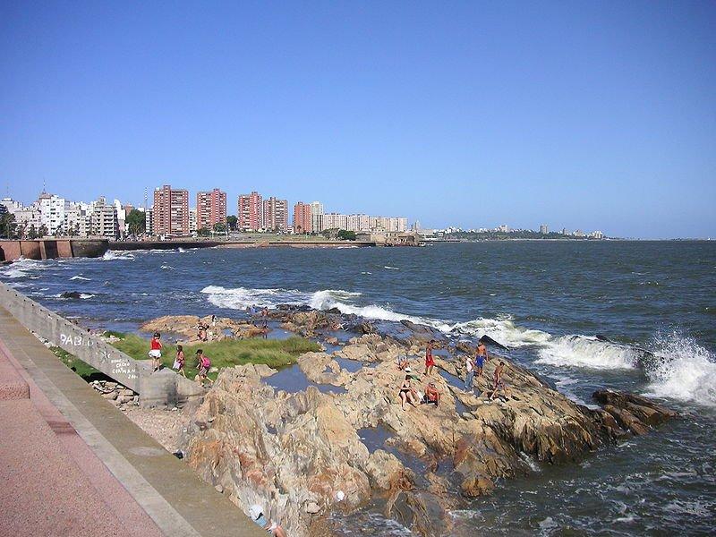 Coast of Montevideo
