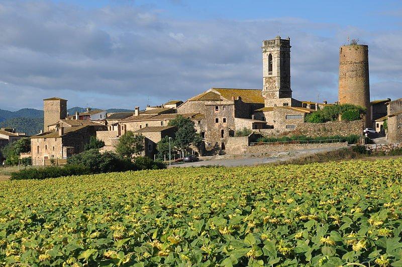 Cruïlles, Catalonia, Spain