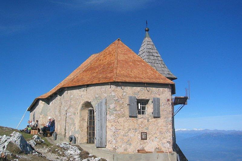 Church at Dobratsch