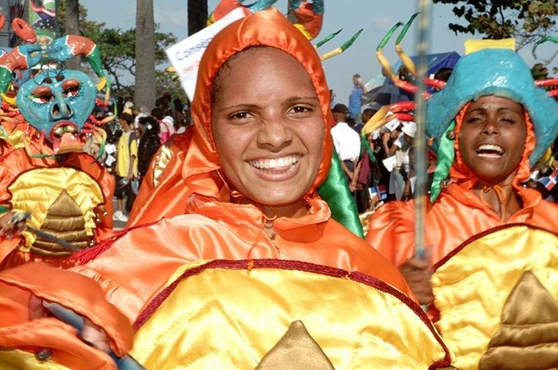 Carnival in the Dominican Republic