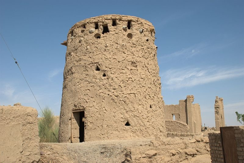 Dovecote near El Kurru, Sudan