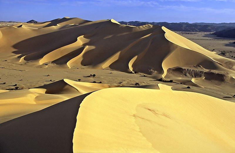 Dunes of Temet, Niger