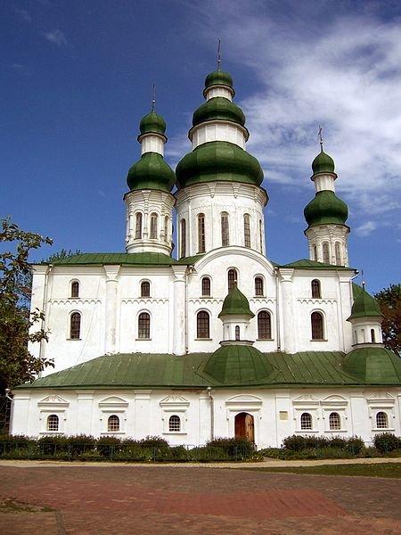 Eletsky Monastery, Chernihiv