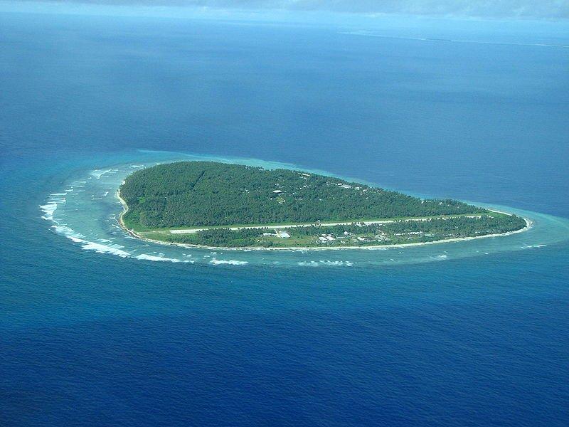 Falalop Island, Ulithi Atoll