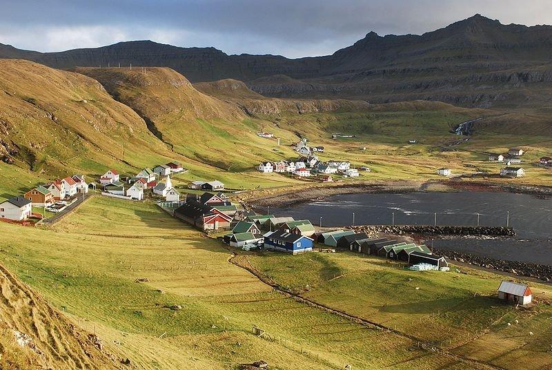 Fámjin, Faroe Island