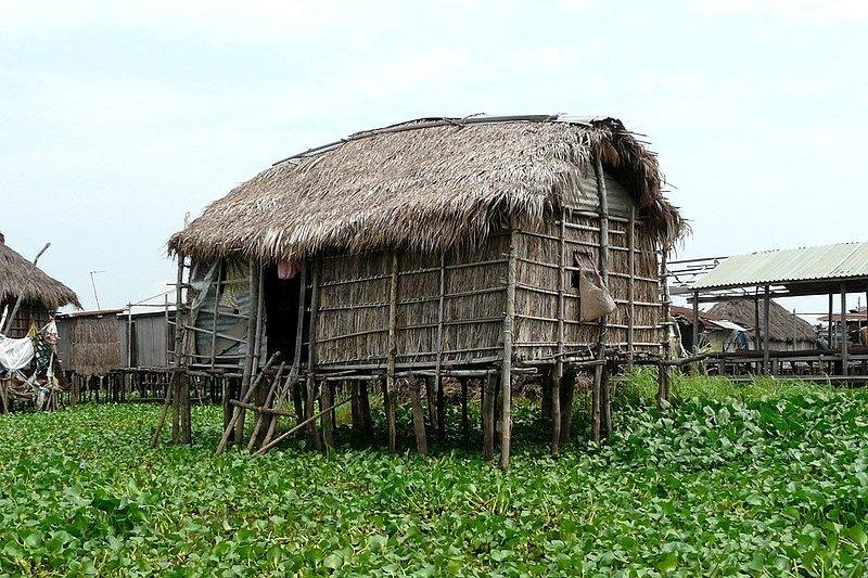 Farm shed, Benin