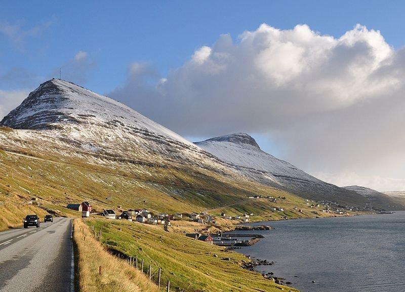 Faroe Island landscape