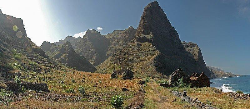 Coast near Forminguinhas, Cape Verde