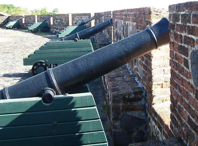 Fort Oranje, Sint Eustatius