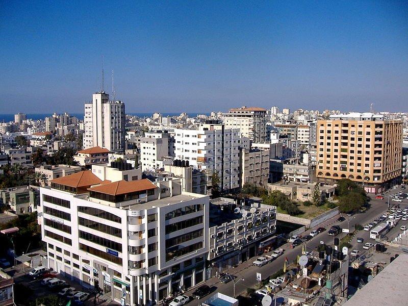 Gaza City, Gaza Strip