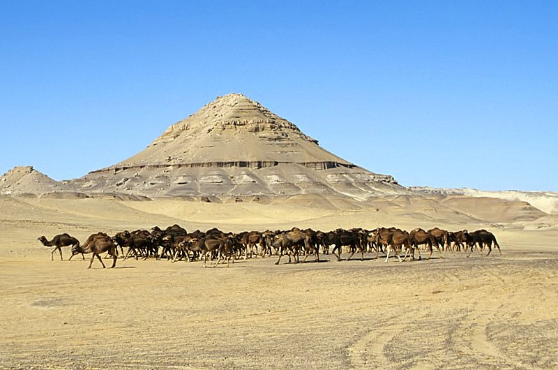 Gebel el-Dist, Egypt