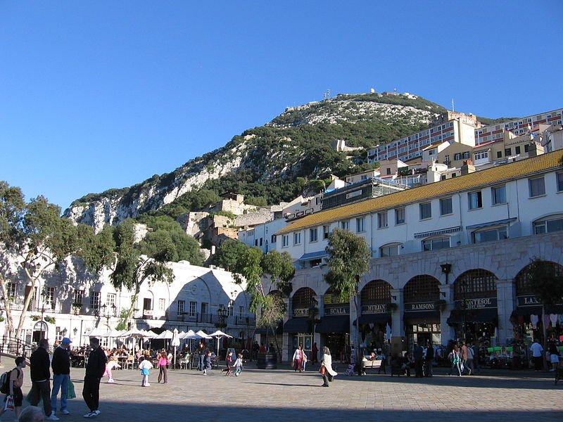 Gibraltar Town Square
