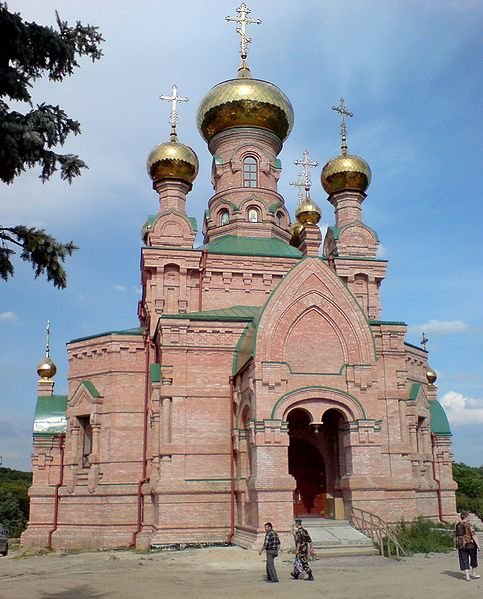 Golosiivska Pustyn Monastery, Kiev