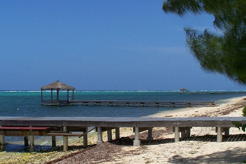 Piers at South Sound, Grand Cayman