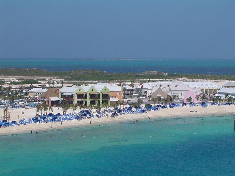 Grand Turk Beach, Turks & Caicos Islands