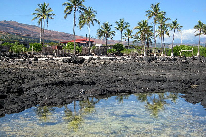 Landscape of Grande Comore