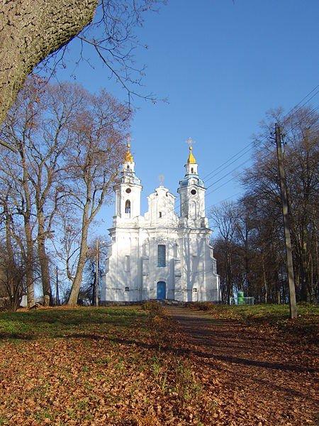 Greek Orthodox Church of the Holy Trinity, Volna