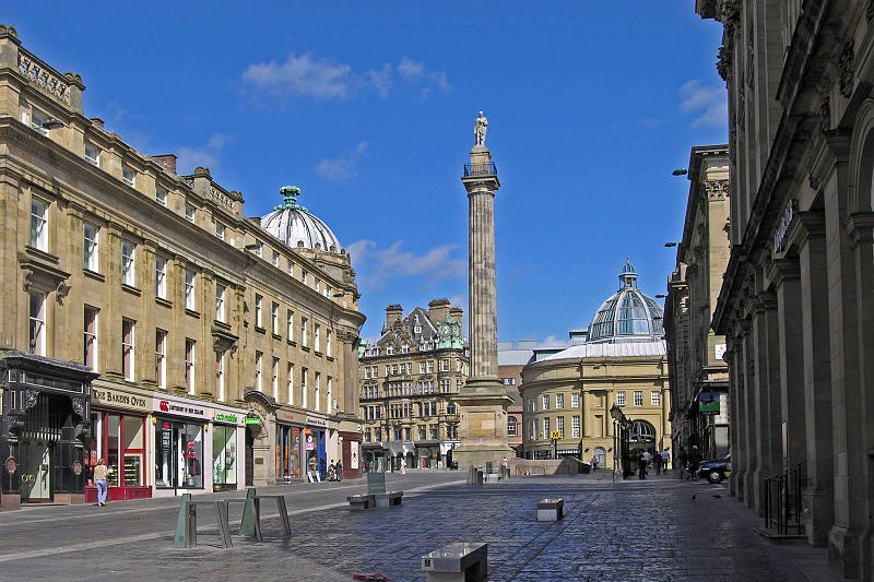 Grey's Monument, Newcastle-upon-Tyne