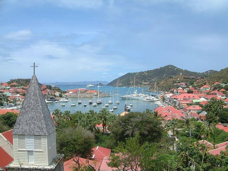 Gustavia, St Barts