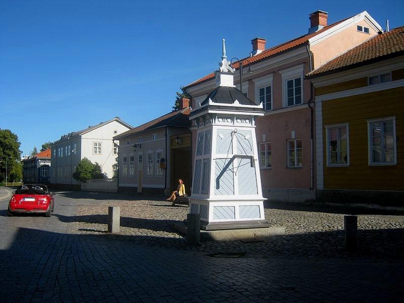 Hauenguano Square, Old Rauma
