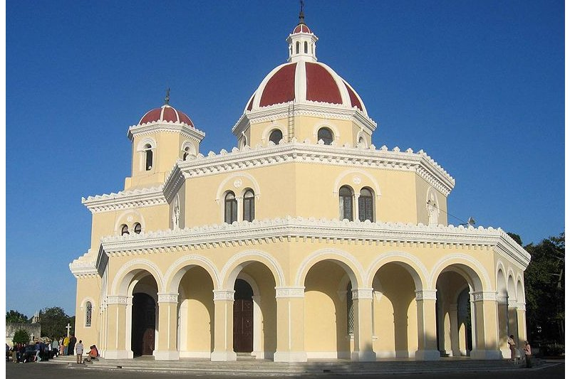 Havana Cemetery, Cuba