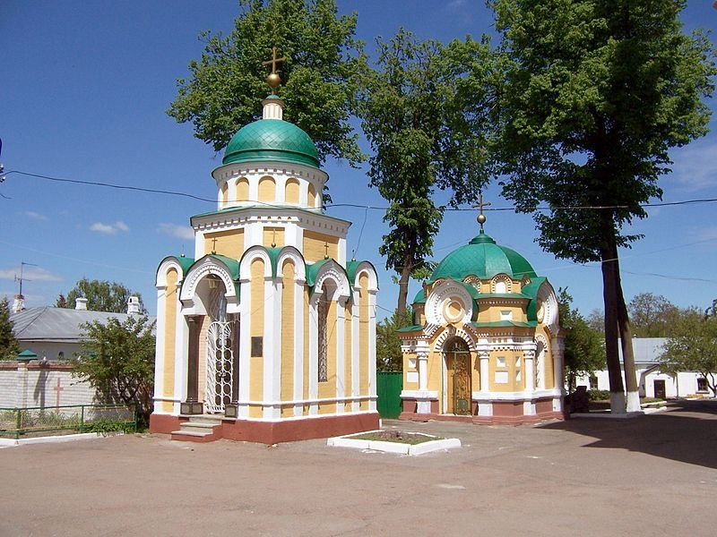 Holy Trinity Monastery, Chernihiv