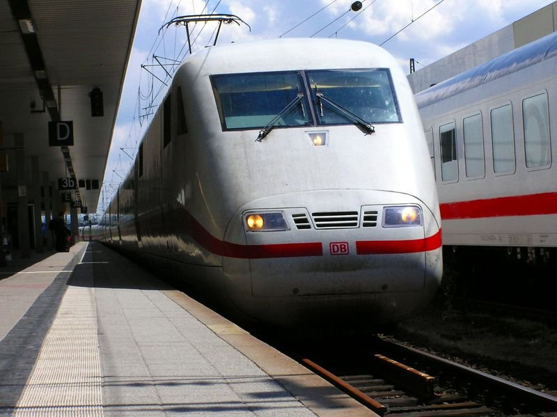 ICE Intercity-Express Train