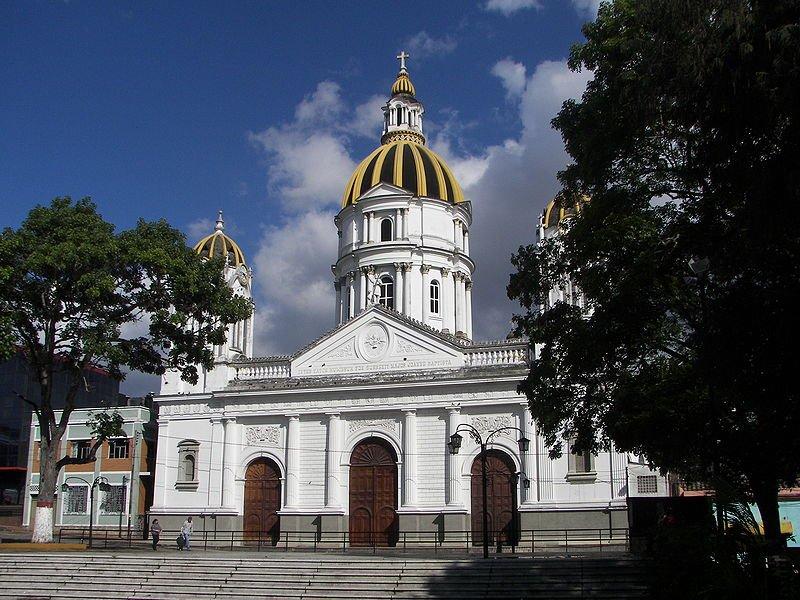 Iglesia de la Ermita, Venezuela