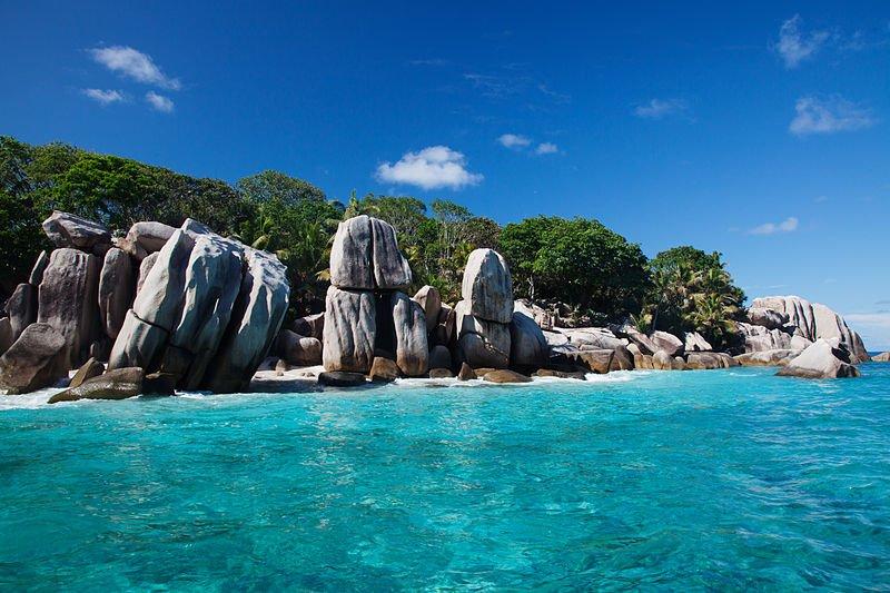 Île Coco, Seychelles