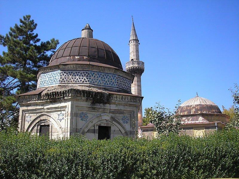 Isak Bey Turbe Aladja Mosque Skopje